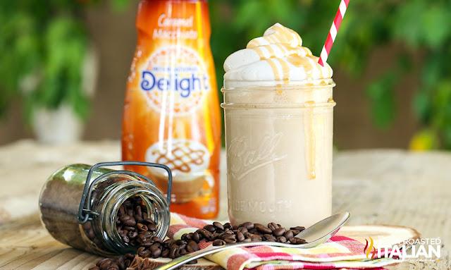 Caramel Macchiato Milkshake