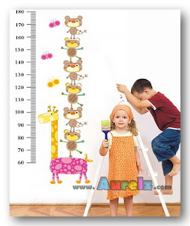 height measurement animals circus AY862