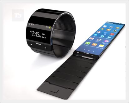 Samsung, Smart Watch,Galaxy Gear,