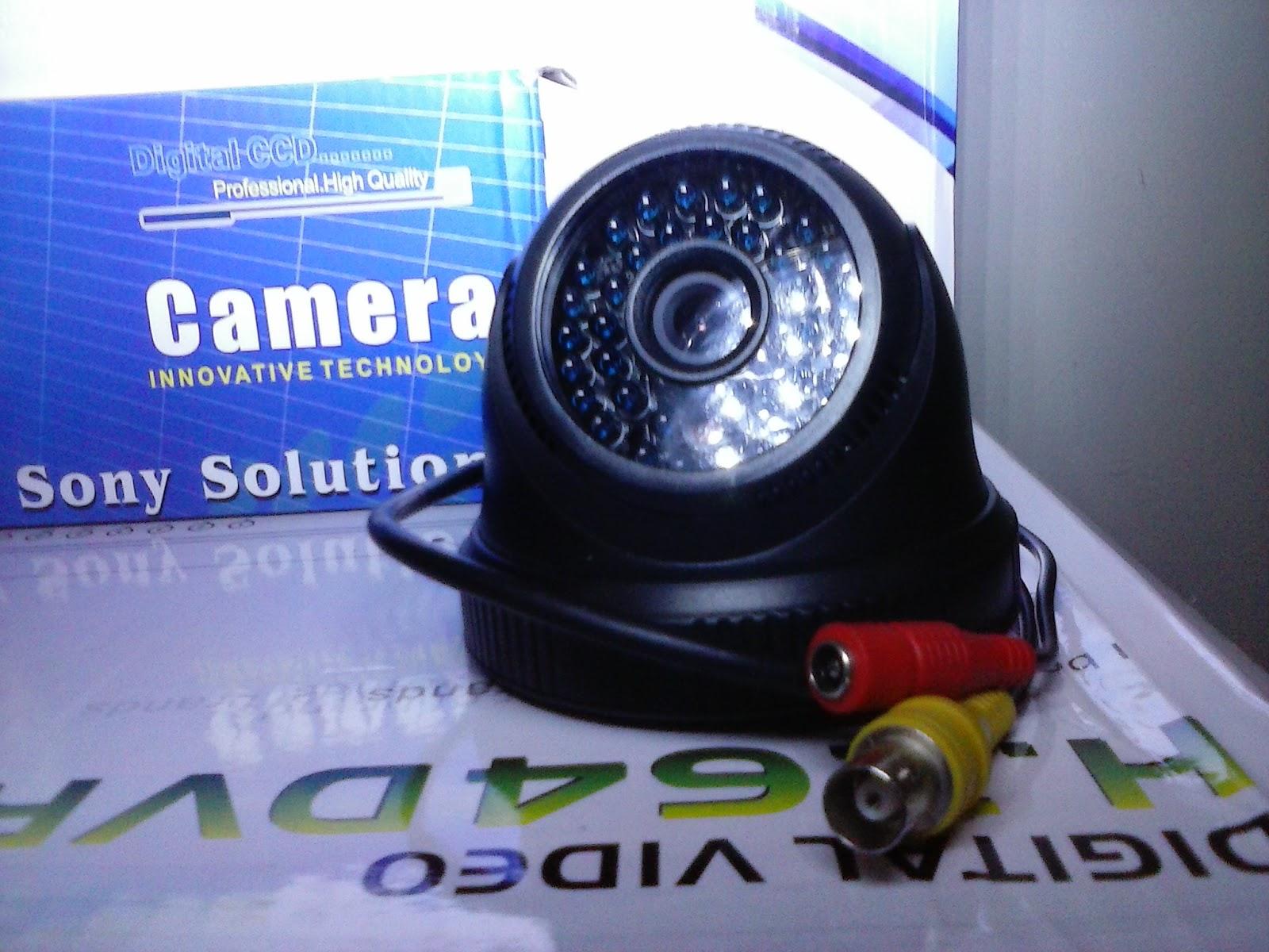 Contoh unit CCTV 520 TVL