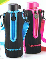Promotion for Tupperware, Bento box, Water bottles