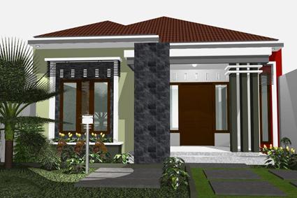 desain gambar rumah minimalis modern dan sederhana terbaru