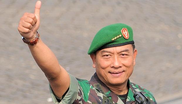 Jenderal Moeldoko siap jadi Panglima TNI