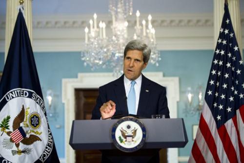 Mỹ khẳng định Syria dùng vũ khí hóa học giết người