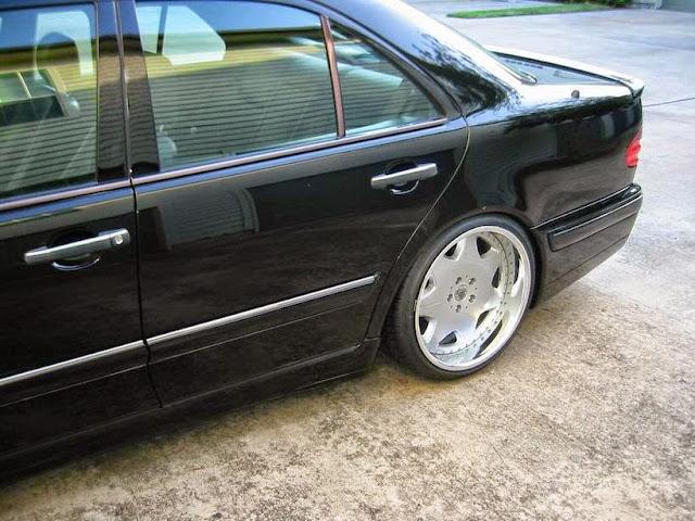 w210 wheels