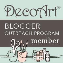 DecoArt Blogger Outreach