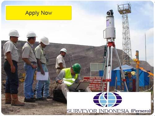 loker S1, Lowongan BUMN Terbaru, Info kerja 2015, Karir surveyor terbaru