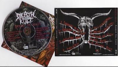 Death Kult - Beyond the Flesh (2011) Cover album.jpg