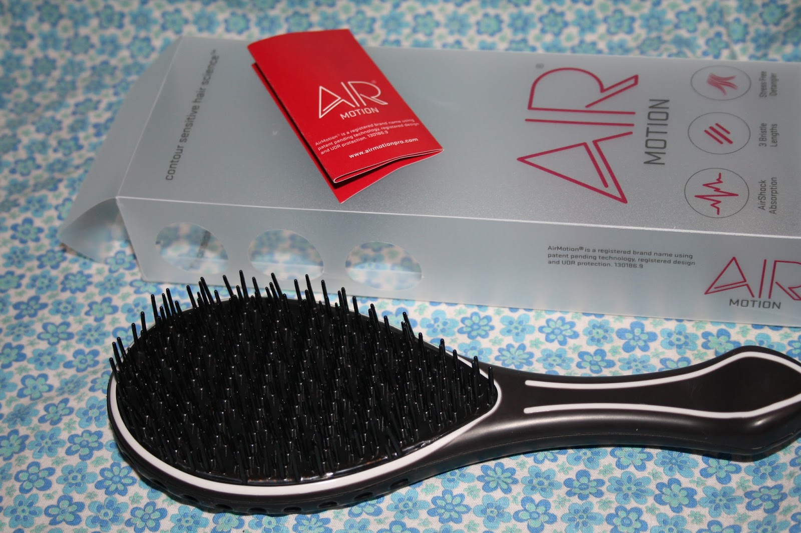 AirMotion Pro Hairbrush