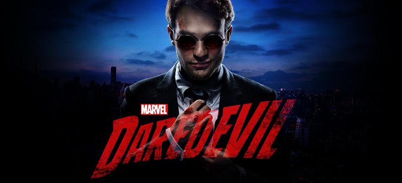 Entrevista com Charlie Cox e cenas inéditas da série DAREDEVIL da Marvel
