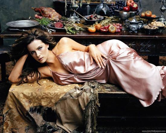 Kate Beckinsale Hollywood Actress Wallpaper