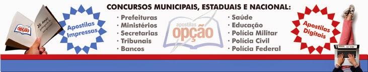 APOSTILAS IMPRESSAS E DIGITAIS EM PDF