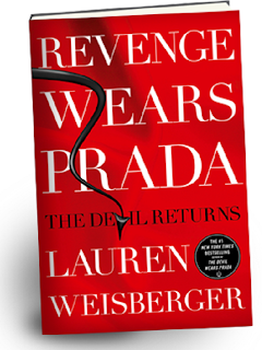 Revenge Wears Prada, book, book review