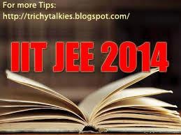 IIT JEE 2014
