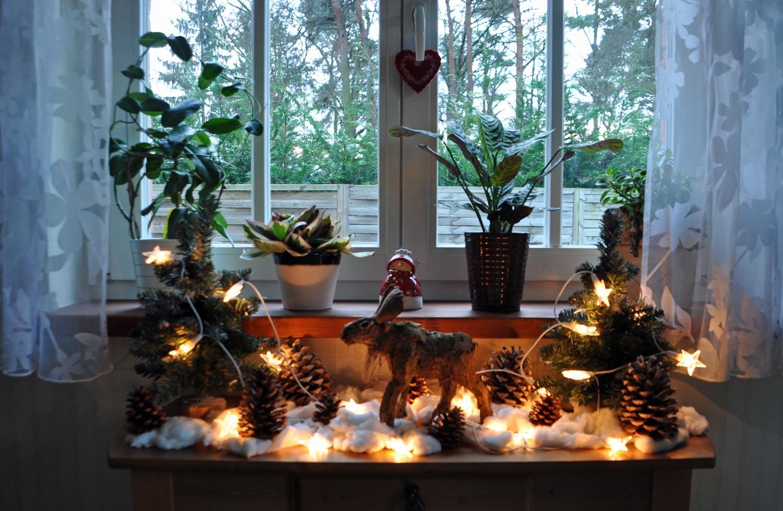 snap weihnachtlich dekoriert wohnen und garten foto deko pinterest weihnachtlich photos. Black Bedroom Furniture Sets. Home Design Ideas