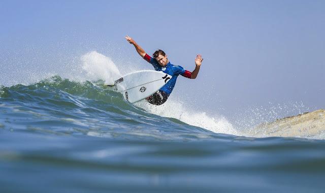 Quiksilver Pro France 2014 Brett Simpson USA Foto ASP
