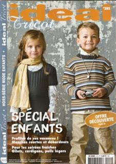 Ideal Tricot Special Enfants 2HS 2011
