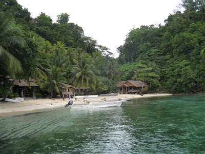 Pulau Kadidiri Surganya Diver [ www.BlogApaAja.com ]