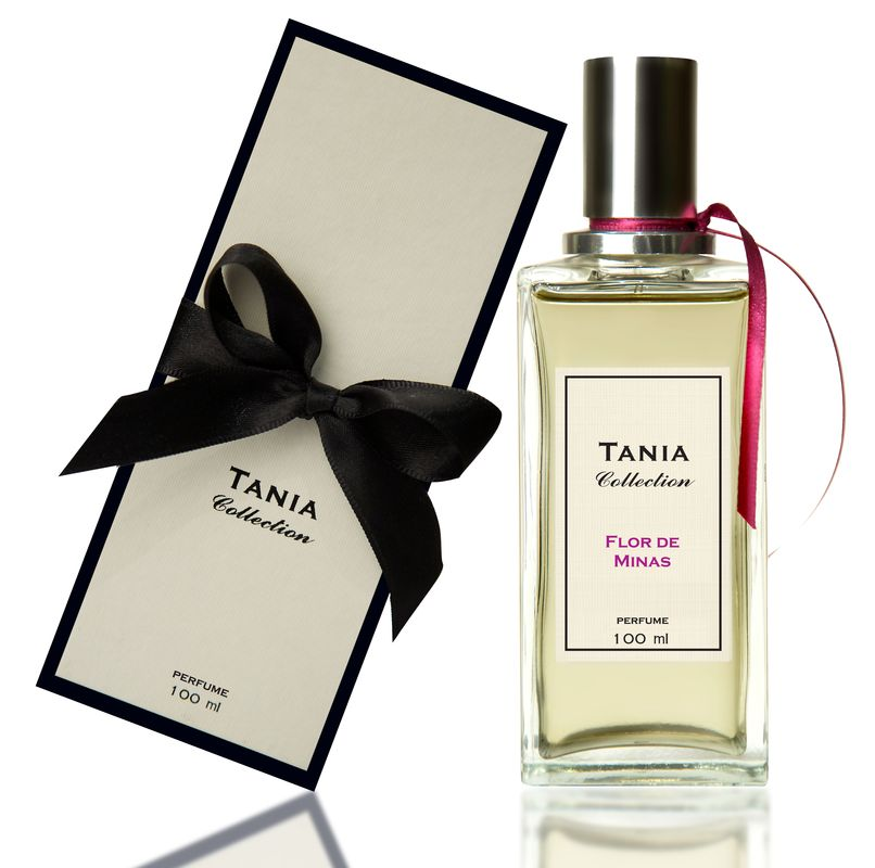 FLOR DE MINAS TANIA COLLECTION EAU DE PARFUM REVIEW