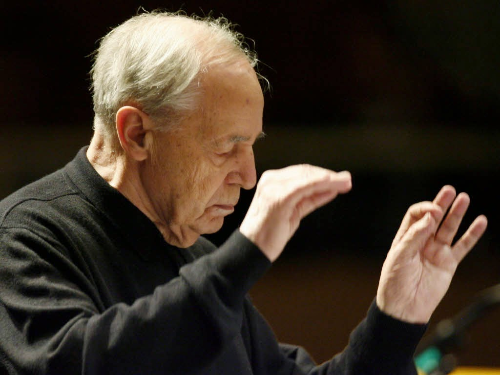 Haiku for Pierre Boulez - to His 90th Birthday