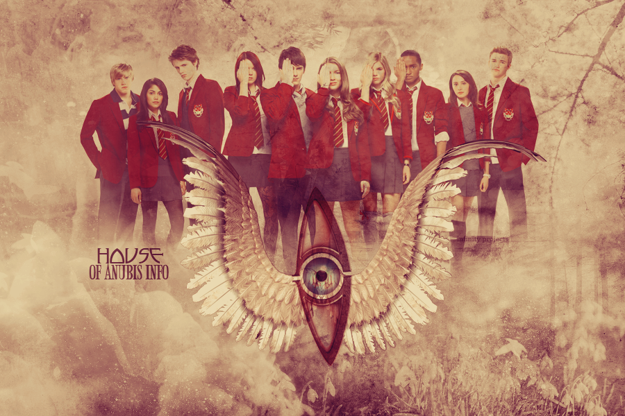 { House of Anubis info }