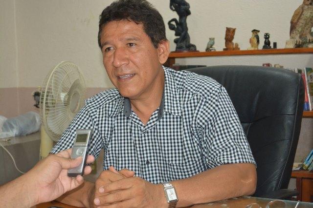 """Para iniciar operación """"Cicatriz"""" primero se debe conformar la planilla, avisora Gustavo García"""