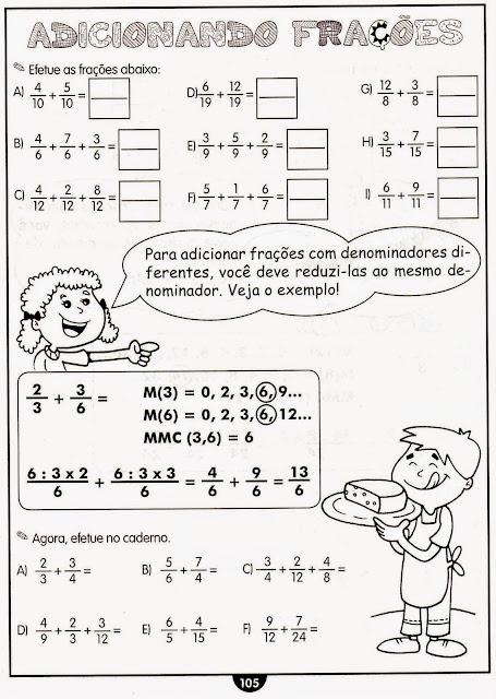 Matemática 3 ano fundamental atividades