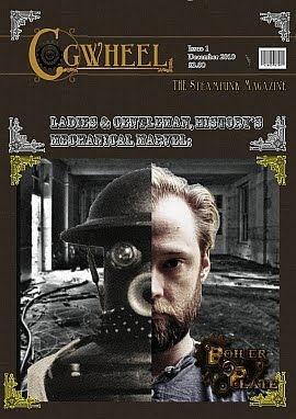 Cogwheel Magazine, Issue #1