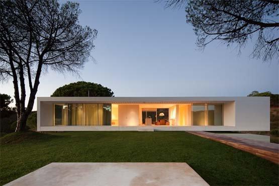 Aujourd Hui Val Ry House In Melides Gr Ndola By Pedro Reis
