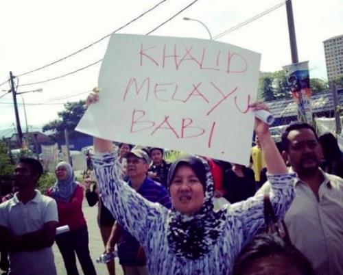 khalid-melayu-babi