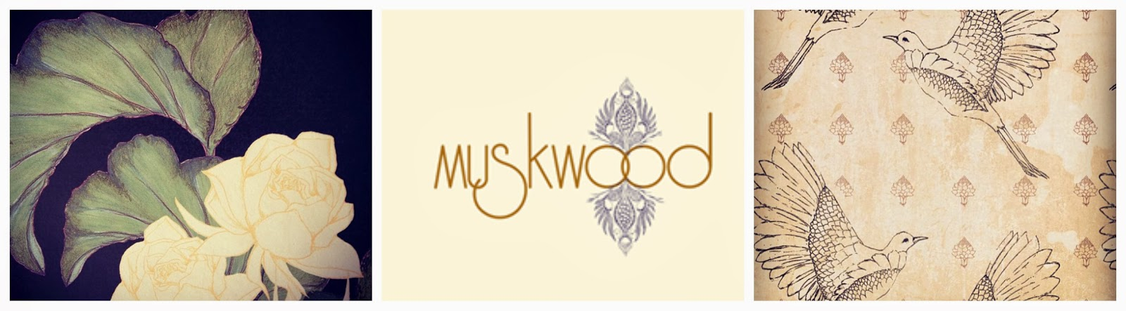 Muskwood Wallpaper and Textiles