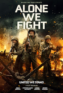 Alone We Fight Poster