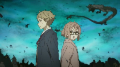 Kyoukai no Kanata Movie: I'll Be Here – Kako-hen BD Subtitle Indonesia