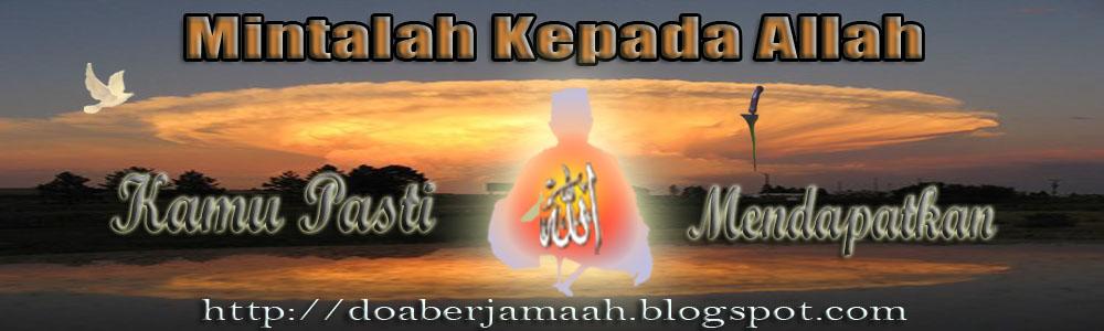 DOA BERJAMAAH MASYARAKAT INDONESIA