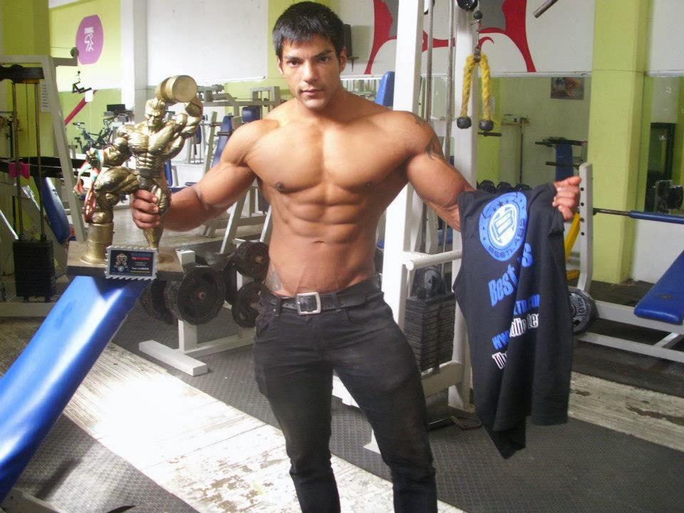 Daily bodybuilding motivation bodybuilder jorge luis - Luis guerrero ...
