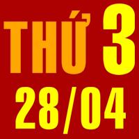 Tử vi 28/4/2015 Thứ Ba - 12 Con Giáp hôm nay
