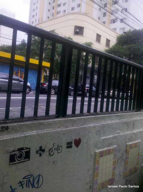 Photo + Bike = Love (Pinheiros) Ismael Paulo Santos