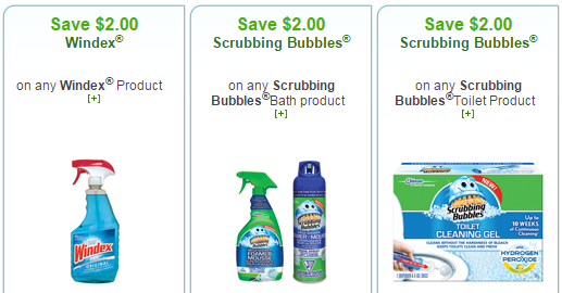 photograph regarding Scrubbing Bubbles Printable Coupon named Windex, Scrubbing Bubbles, Ziploc and Glade Coupon codes