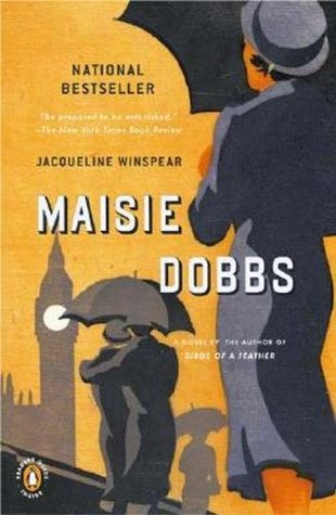 https://www.goodreads.com/book/show/462033.Maisie_Dobbs