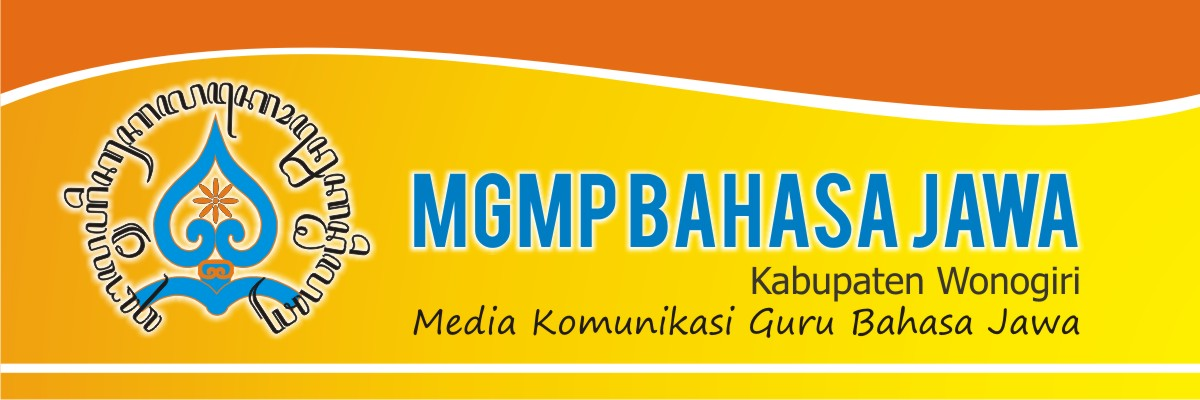 MGMP Bahasa Jawa Wonogiri