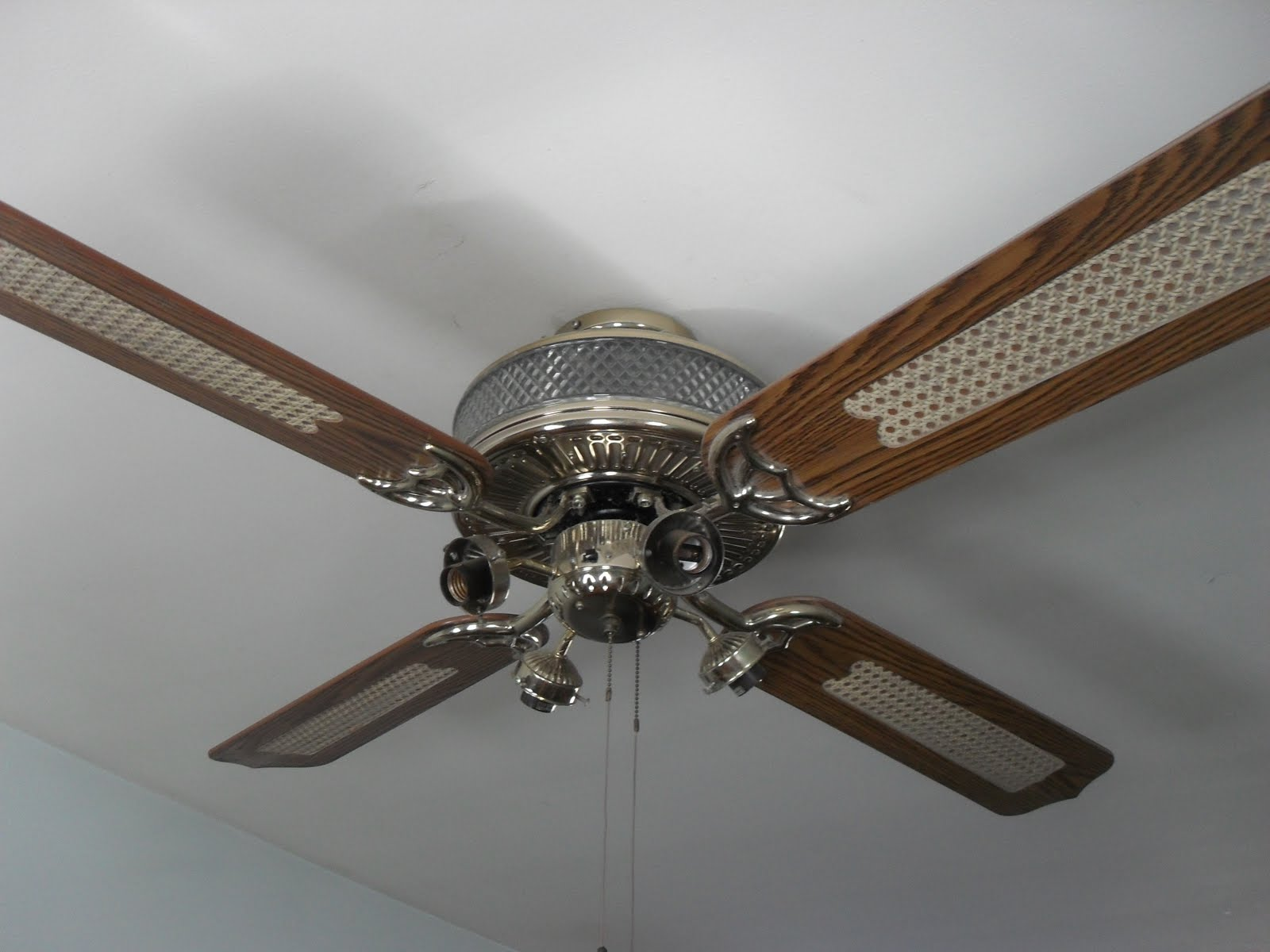 U0026quot Wonderfully Made U0026quot   Ceiling Fan Update