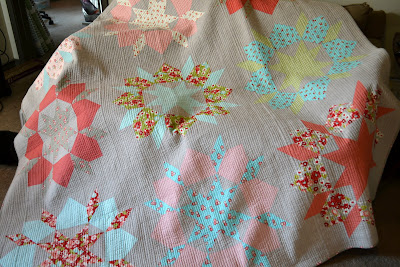 Swoon Pattern by Thimble Blossom