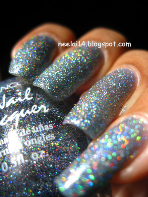 ♥ naiL staSh ♥: Klean Color: HOLO CHROME and Nail Polish Tag
