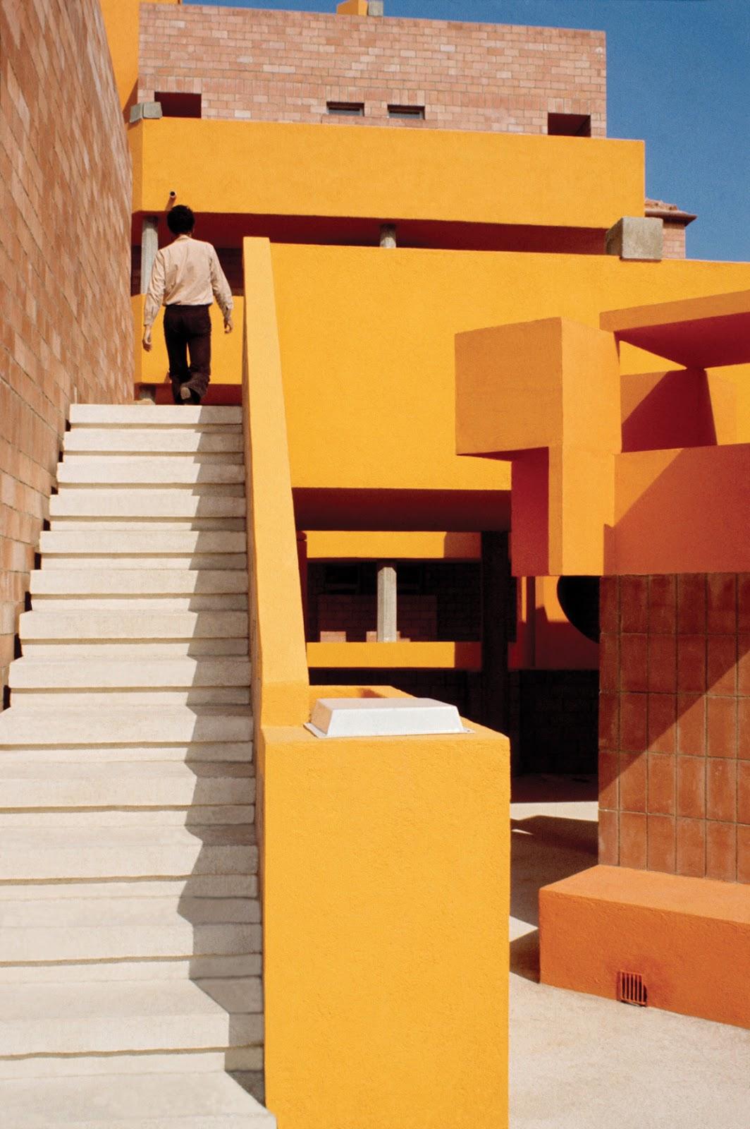 barrio gaudi neighborhood architecture by ricardo bofill spanish studio on one more good one
