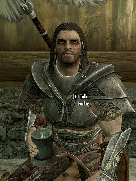 Farkas Skyrim Marriage Did i mention you can marry