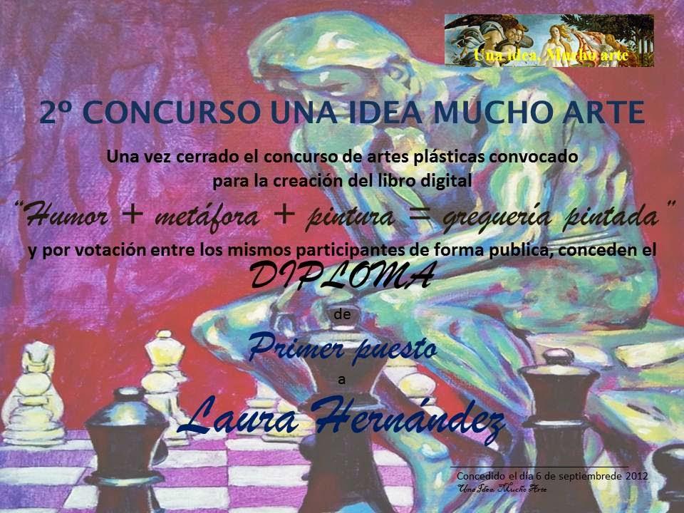 Diploma II Concurso UIMA
