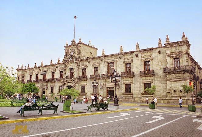 Palacio de Justicia - Guadalajara, Jalisco
