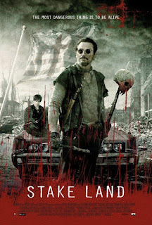 Stake Land (2010) Hindi Dual Audio BluRay | 720p | 480p