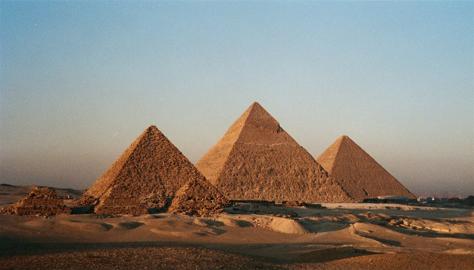 an overview of the pyramids of egypt Most of us think of ancient egypt when pyramids come to mind, but they exist in  many parts of the world why did the ancients build pyramids what was their.