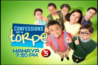 Watch Confessions of a Torpe Pinoy TV Show Free Online